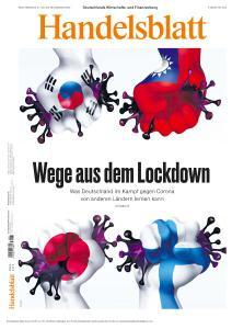 Handelsblatt - 27-29 November 2020