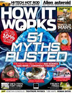 How It Works - Issue 108 2018