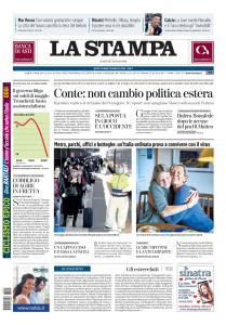 La Stampa Torino Provincia e Canavese - 5 Maggio 2020