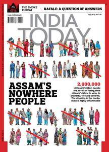 India Today - August 06, 2018