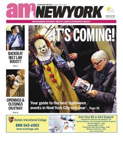 AM New York - October 25, 2019