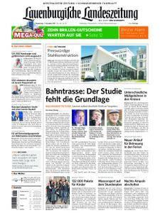 Lauenburgische Landeszeitung - 07. Dezember 2017