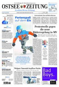 Ostsee Zeitung Wolgast - 01. Februar 2019