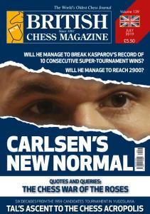 British Chess Magazine - July 2019