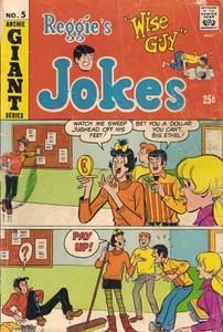 Reggie's Wise Guy Jokes 005 (1969) (Archie) (c2c) (Jojo-ComicsCastle