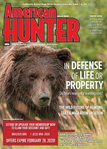 American Hunter - March 2020