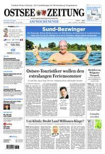 Ostsee Zeitung Wolgast - 07. Juli 2018