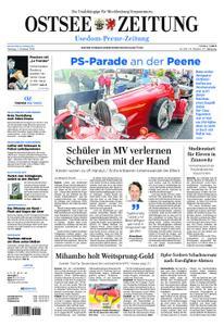 Ostsee Zeitung Wolgast - 07. Oktober 2019