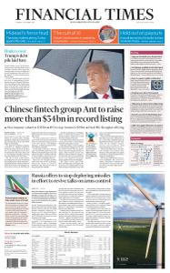 Financial Times USA - October 27, 2020