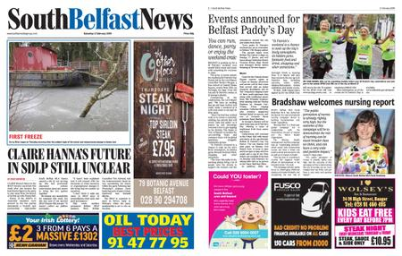 South Belfast News – February 02, 2019