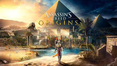 Assassin's Creed Origins (2017) Gold Edition