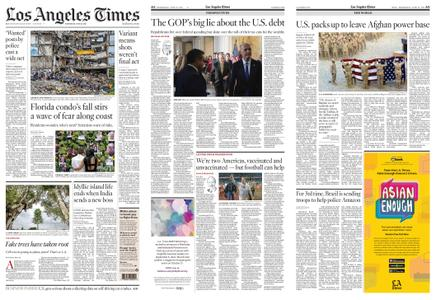 Los Angeles Times – June 30, 2021