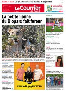 Le Courrier de l'Ouest Cholet – 05 septembre 2021