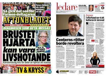 Aftonbladet – 18 mars 2019