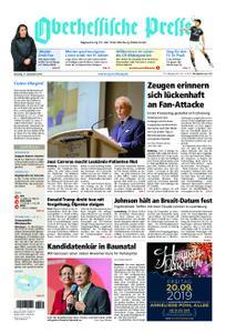 Oberhessische Presse Marburg/Ostkreis - 17. September 2019
