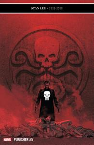 The Punisher 005 2019 Oroboros