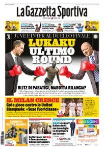 La Gazzetta dello Sport – 04 agosto 2019