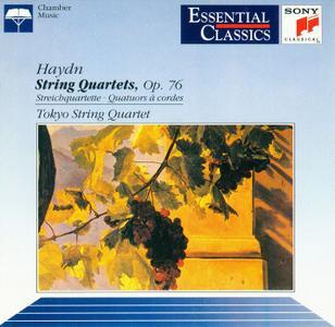 Tokyo String Quartet - Haydn: String Quartets Op. 76 (1994)