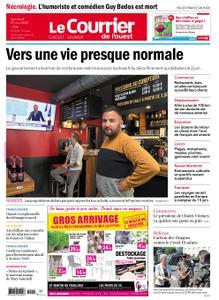 Le Courrier de l'Ouest Cholet – 29 mai 2020