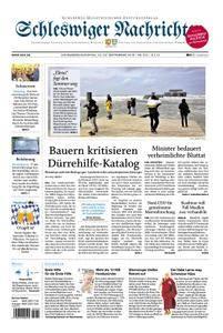 Schleswiger Nachrichten - 22. September 2018