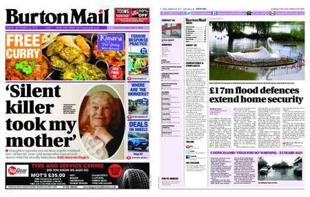 Burton Mail – September 22, 2017