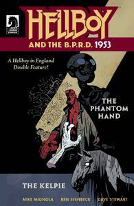 Hellboy and the B P R D