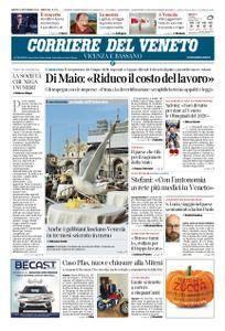Corriere del Veneto Vicenza e Bassano – 22 settembre 2018