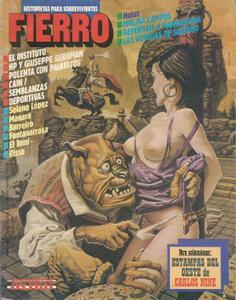 Fierro #57/ Mayo 1989
