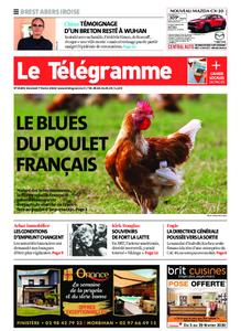 Le Télégramme Brest Abers Iroise – 07 février 2020
