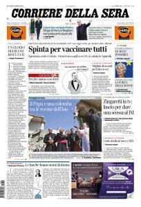 Corriere della Sera - 8 Marzo 2021