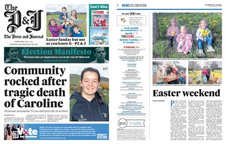 The Press and Journal Moray – April 05, 2021