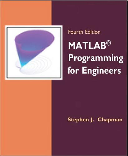 MATLAB Programming for Engineers (Repost)