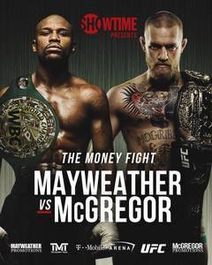 Floyd Mayweather Jr. vs. Conor McGregor Match (2017)