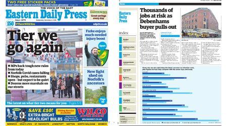 Eastern Daily Press – December 02, 2020