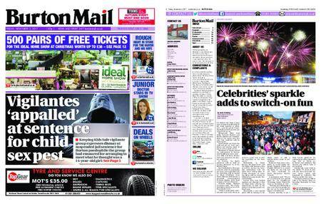 Burton Mail – November 03, 2017