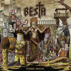 Besta - Eterno Rancor (2019) {Lifeforce}