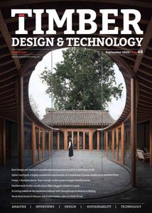 Timber Design & Technology Middle East - September 2020
