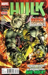 Hulk 0162015 Digi-Hybrid