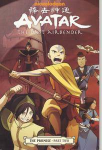 Avatar The Last Airbender The Promise - Part 2 (2012)