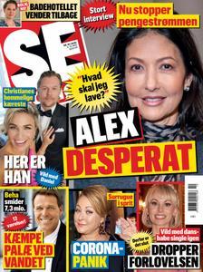 SE og HØR – 04. marts 2020