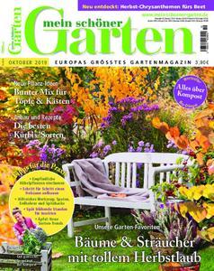 Mein schöner Garten – Oktober 2019