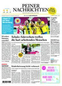 Peiner Nachrichten - 29. August 2017