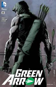 Green Arrow 041 2015 Digital