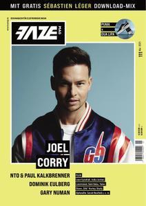FAZE Magazin – Mai 2021