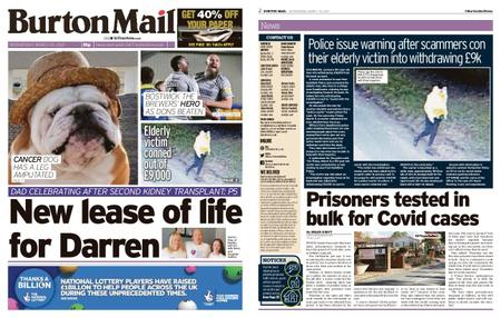 Burton Mail – March 10, 2021