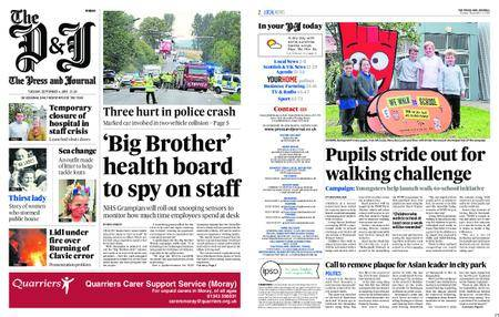 The Press and Journal Moray – September 04, 2018