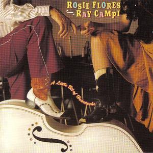 Rosie Flores & Ray Campi - A Little Bit Of Heartache (1997) {Watermelon}