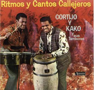 Cortijo y Kako - Ritmos y Cantos Callejeros   (1992)