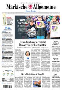 Märkische Allgemeine Dosse Kurier - 27. Februar 2019