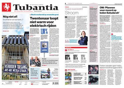 Tubantia - Enschede – 15 januari 2019